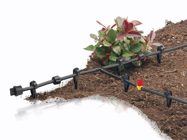 Florabest Tropfbewasserungsset Lidl 19 99 Mit Sehr Guten Bewertungen Bewasserung Flora Pflanzen