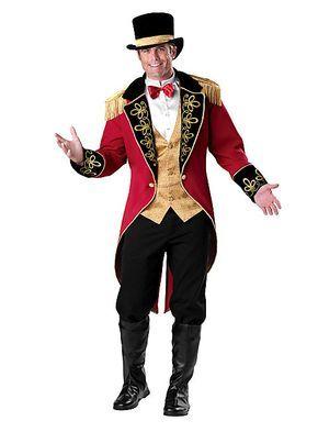 Zirkusdirektor Kostum Von Maskworld Com Karneval Fasching Circus