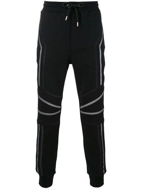 Women Yoga Velour Leg Trousers Active Black Thermal Bottom Striped Sports Pants