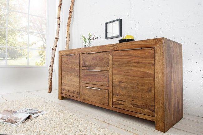 Sideboard badezimmer ~ Sideboard pure sheesham holz cm ✓passend zur pure serie ✓viel