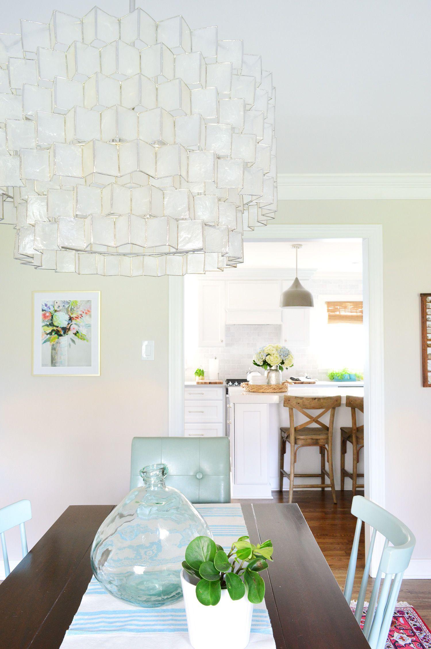 Inspirations – Dining Room Lighting