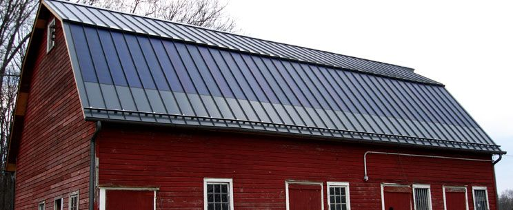 Solar Roofing Barns Green Ideas Pinterest Solar