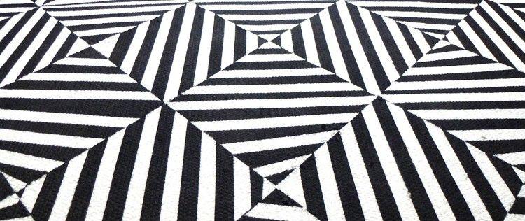 Le journal de Rose Electron vous propose de vivre en total look black and white : mode, déco...