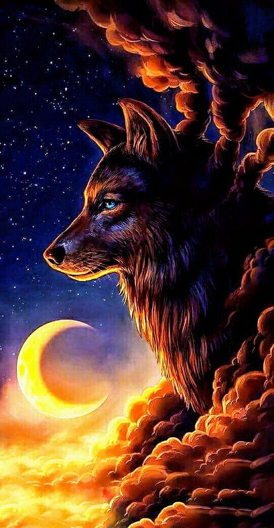 Pin by amulya rayabhagi on anime wolf wallpaper wolf - Anime wolf wallpaper ...