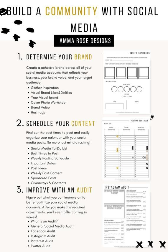 Business Planner Printable Business Planner PDF Business   Etsy