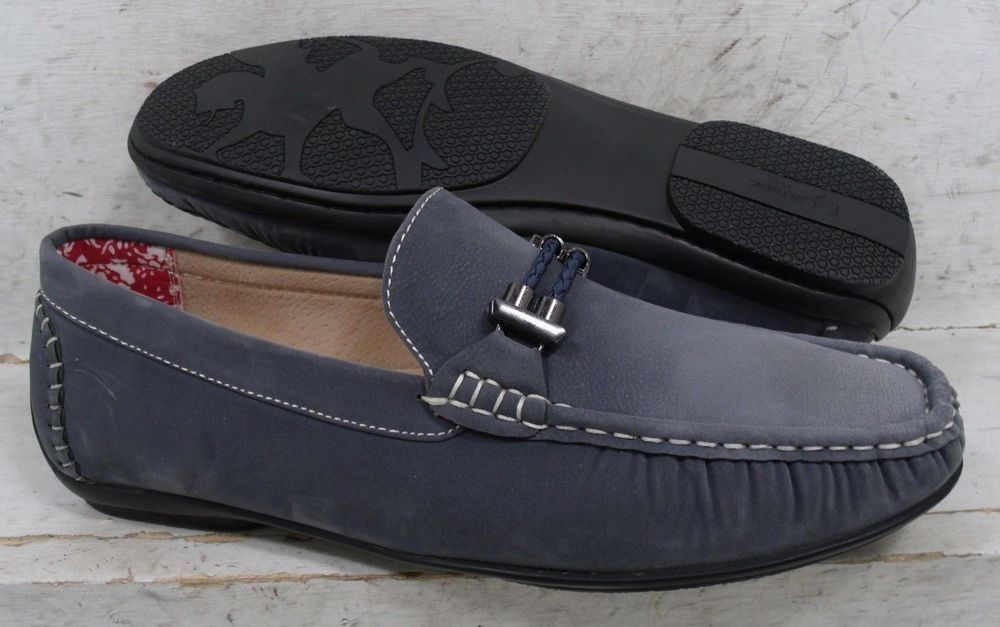 b0d343e232b Stacy Adams Mens Percy Navy Blue Driving Moc Loafers Shoes 25090-410 size 8  M  fashion  clothing  shoes  accessories  mensshoes  casualshoes (ebay link)