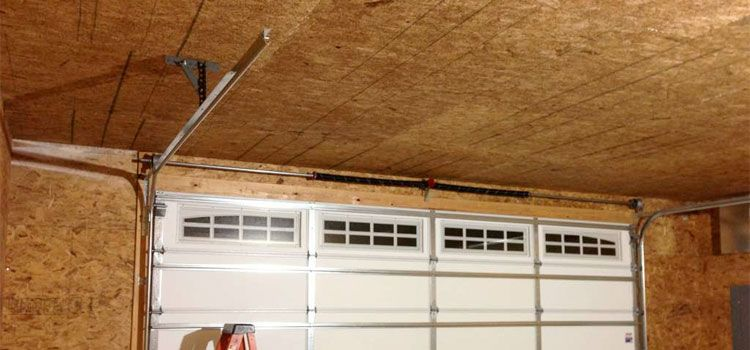 8 Garage Ceiling Ideas For All Budgets Ceiling Finished