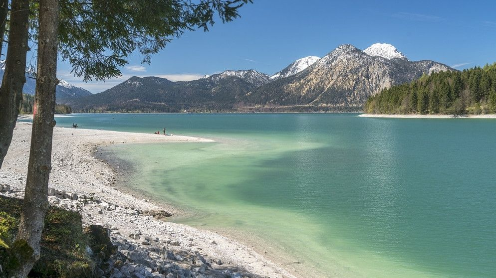 Die Schönsten Seen Bayerns