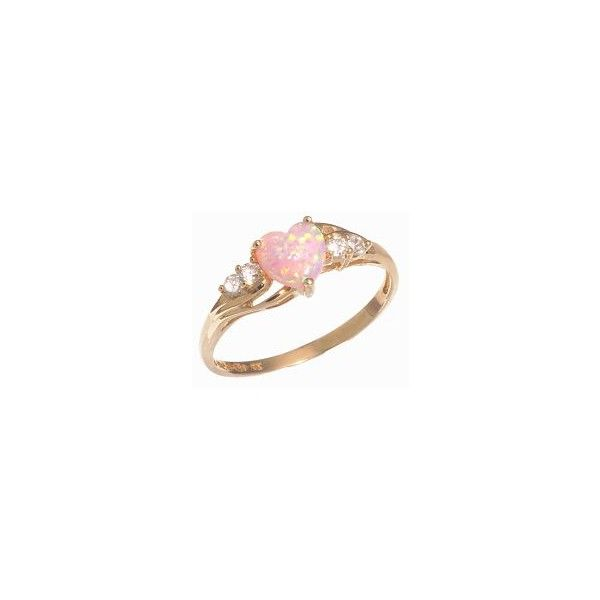 ff9014108 Jewelry - Fine Jewelry & Accessories at Kohls.com ❤ liked on Polyvore  featuring jewelry, rings, accessories, pink, fine jewelry, pandora jewelry,  ...