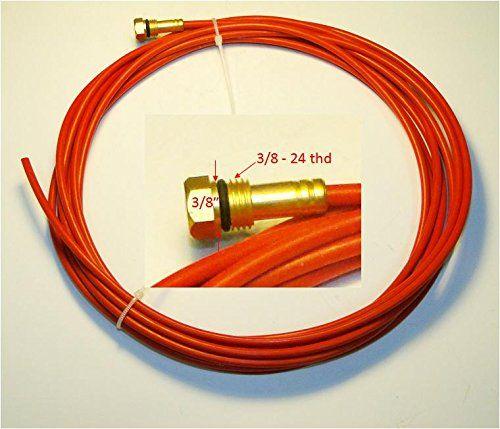 Cheap Weldingcity Teflon Liner 194t 012 194012 035 045 15 Ft For Aluminum Wire In Miller M