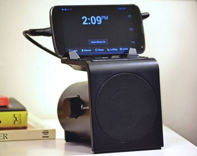 Hale Dreamer – A Smart Android Alarm Dock That Screens Your Calls To Help You Get More Sleep, $69