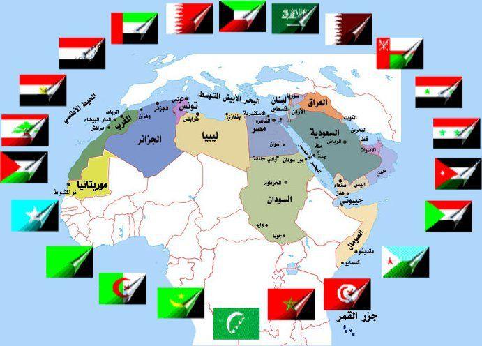 فصل الحقيقة عن الخيال في الشرق الأوسط ومكافحة الخطأ Map Screenshot Map Blog Posts