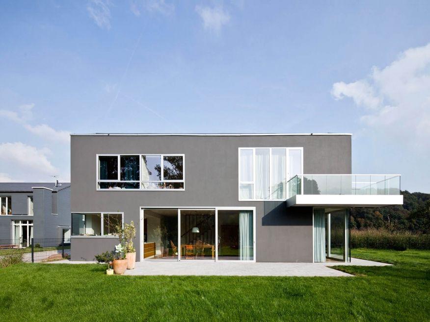 moderne Häuser Wohnhaus Leichlingen