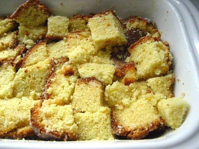 Good Ideas Pound Cake Bread Pudding Pound Cake Bread Pudding