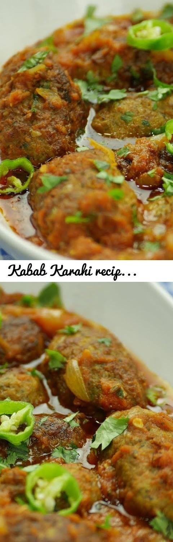 Kabab Karahi Recipe By Food Fusion Tags Food Fusion Food Fusion