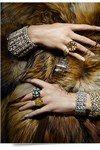 , Diamonds in Vogue Paris, Anja Rubik Blog, Anja Rubik Blog