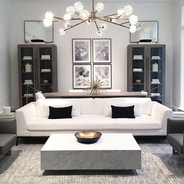 Living Room Decor Inspiration: Oh @restorationhardware I Wish You Were In Australia