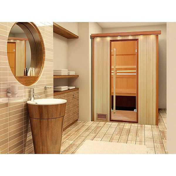 sauna vapeur oulou 2 places salle de bain pinterest. Black Bedroom Furniture Sets. Home Design Ideas