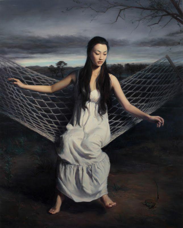 Art asian fine model