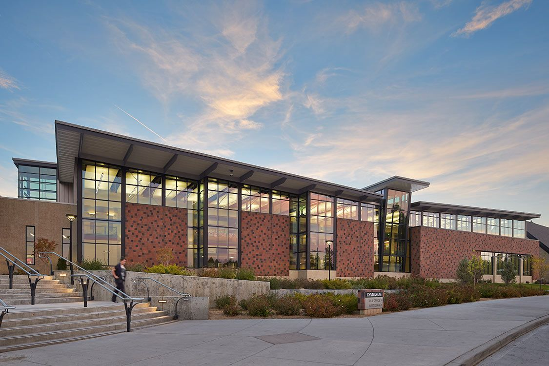 Marvelous Ferris High School, Spokane Public Schools, Spokane, Washington   NAC| Architecture: Pictures