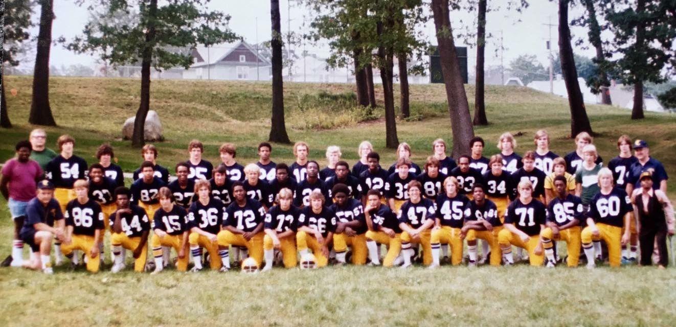 Creston High School , Grand Rapids, MI (1977) Creston