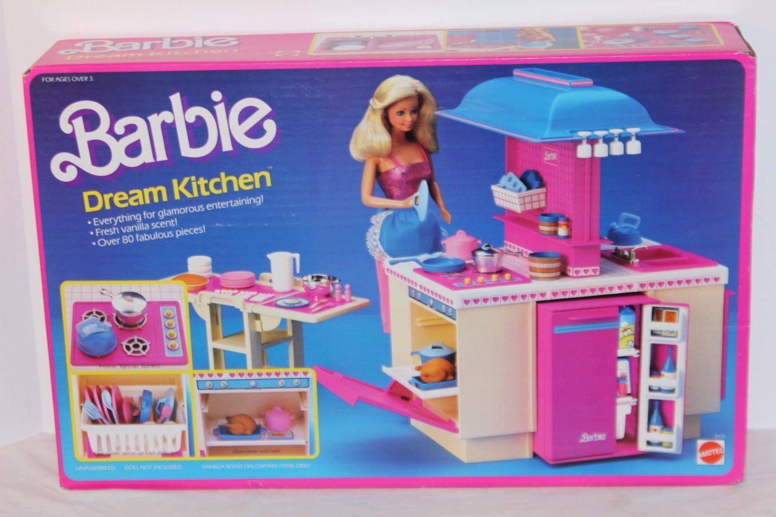 Barbie Dream Kitchen Design For Home