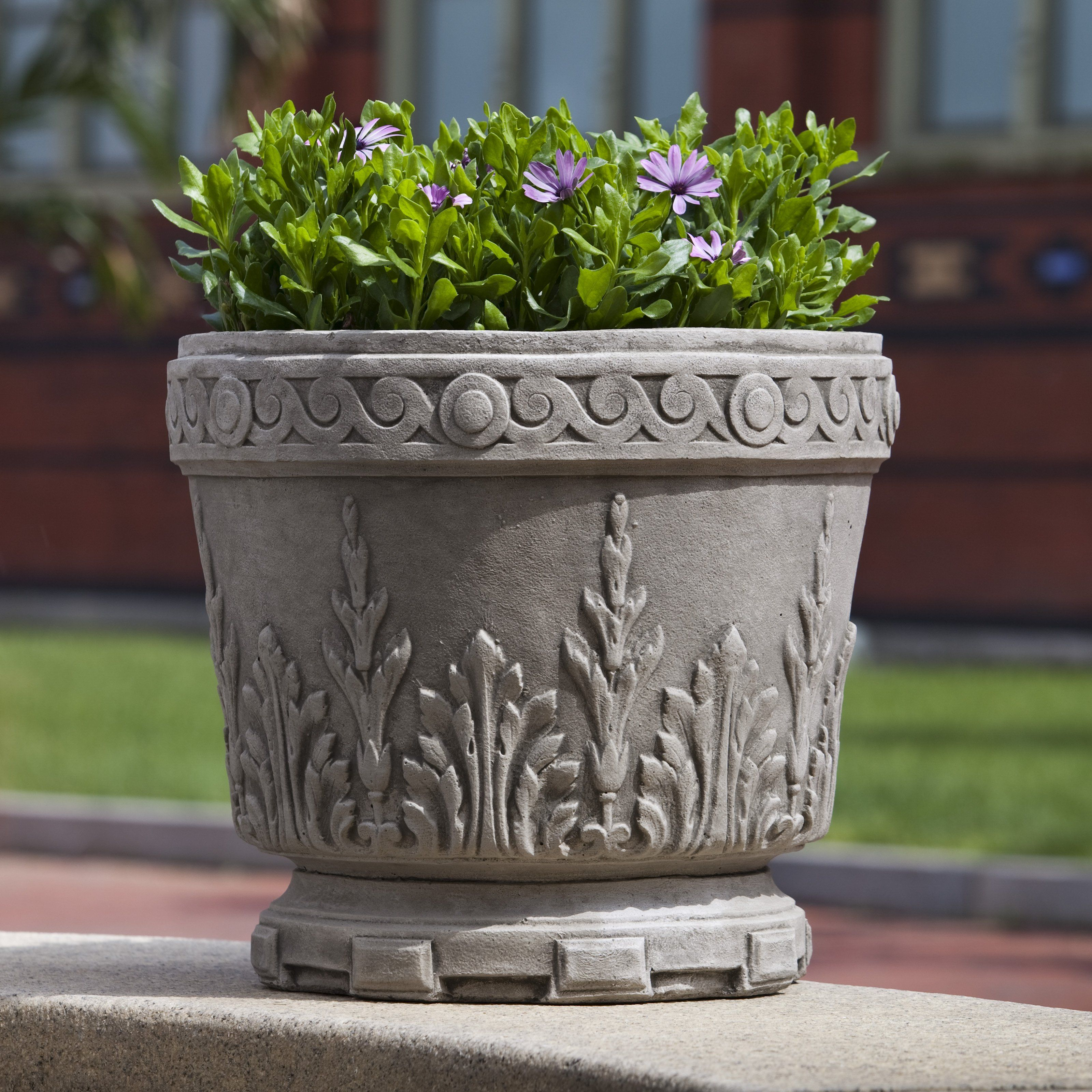 Have To Have It Campania International Smithsonian Acanthus Cast