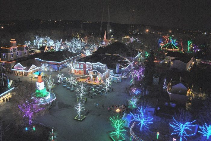 The Winter Walk In Pittsburgh That Will Positively Enchant You. Holiday  LightsChristmas ...
