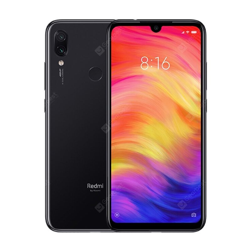 Xiaomi Redmi Note 7 4 64gb Global Version Dling Smartphone Emballage Telephone Electronique