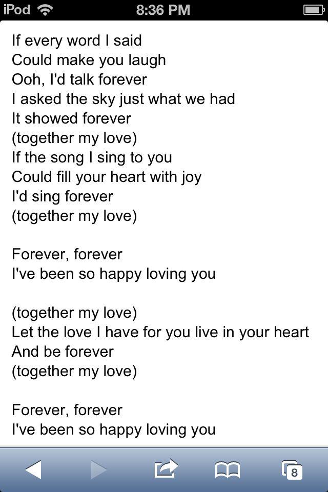 Lyric forever full house lyrics : OMG. I just heard John Stamos song this at GABP!! | Random Misc ...