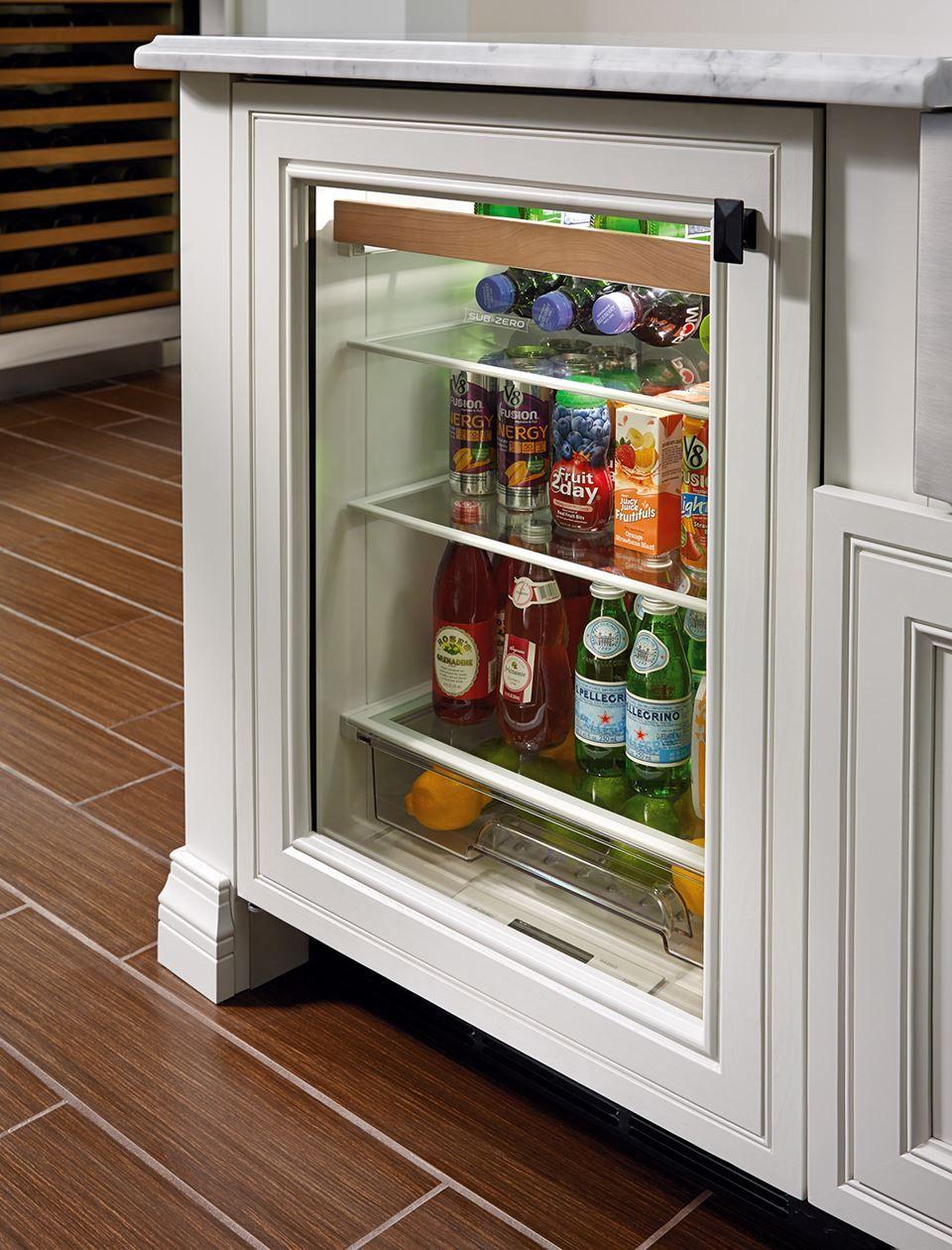 Undercounter Beverage Center Refrigerators