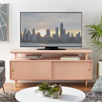 Our Best Living Room Furniture Deals In 2021 Glass Tv Stand Tv Stands And Entertainment Centers Solid Wood Tv Stand