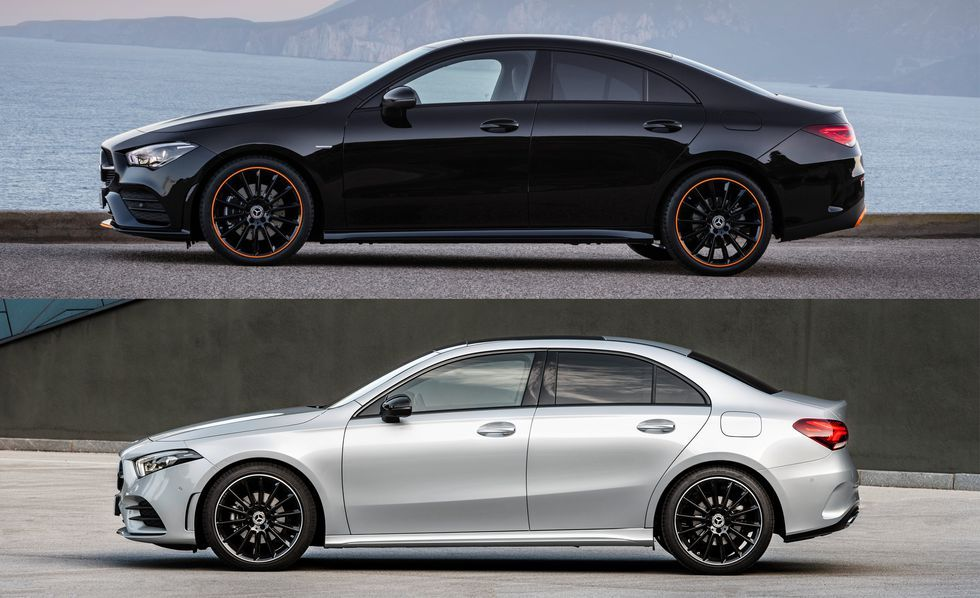Here S How Mercedes Is Differentiating The New Cla From The A