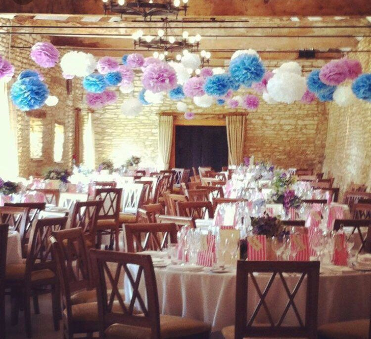 Pin By Pomloveshop On Large Venue Wedding Decorations Barn