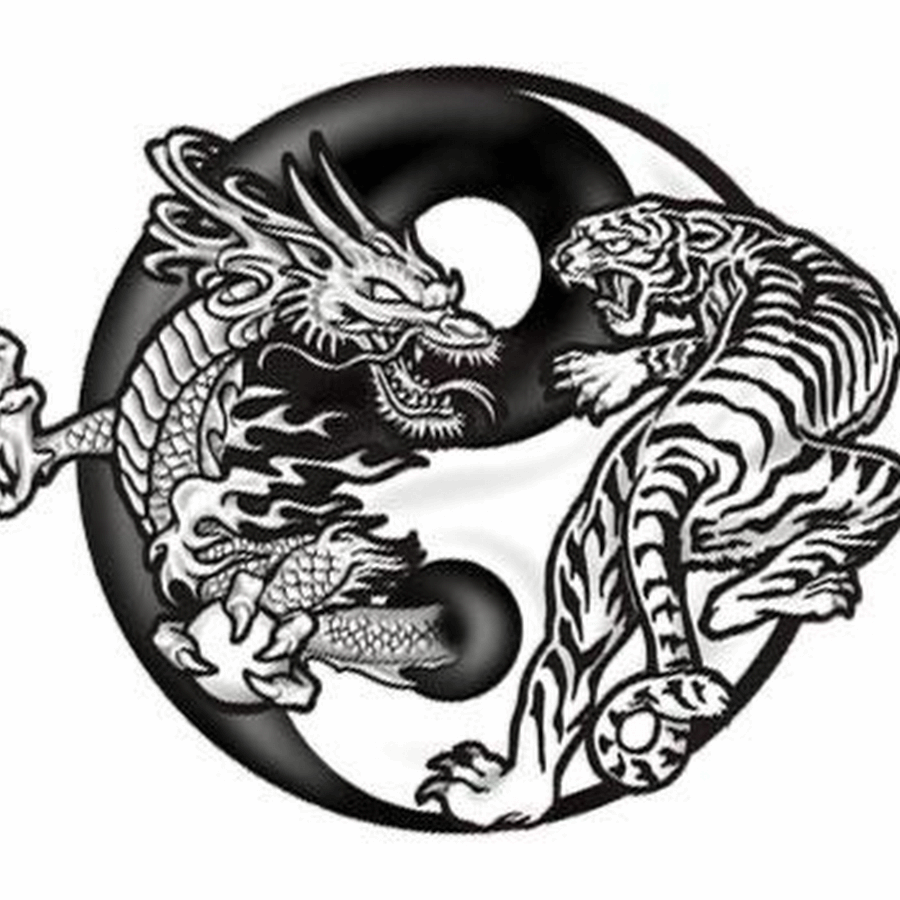 image result for dragon yin yang tattoo tattoo pinterest yin yang tattoos dragon tattoo. Black Bedroom Furniture Sets. Home Design Ideas