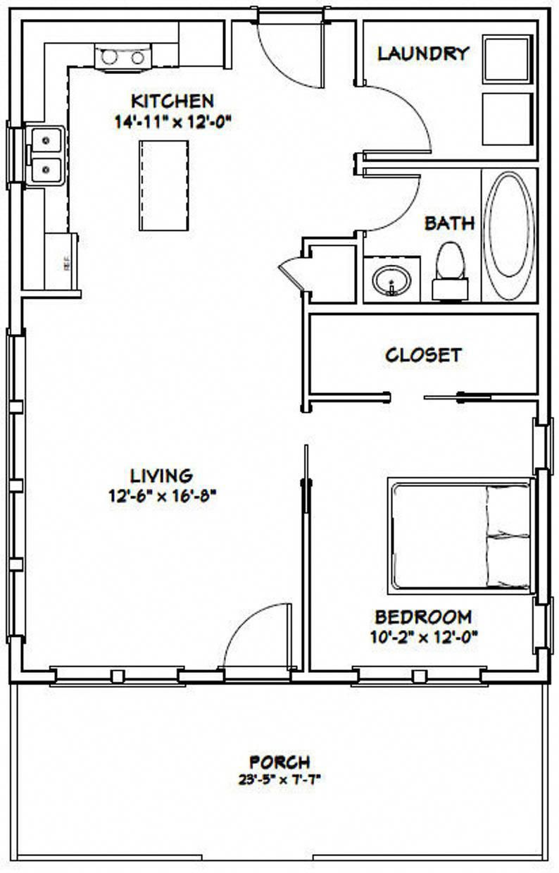Machine shed blueprints with a upstairs Offer ~ Plan From