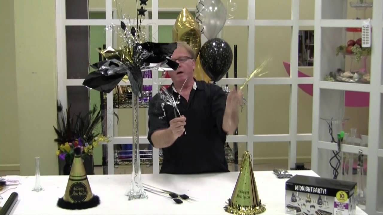 New Years Eve Decorating Ideas from The Party Concierge ...
