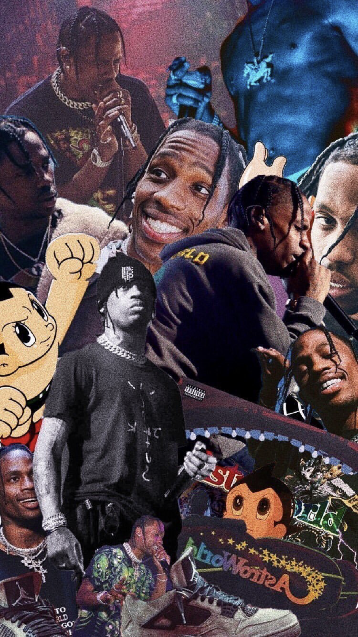 P0ppysunny Travisscottwallpapers Travis Scott Wallpapers Travis Scott Iphone Wallpaper
