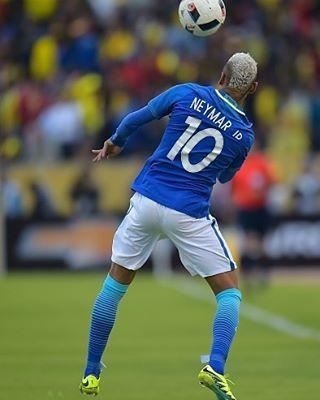 01 09 16 Equador 0 X 3 Brasil Neymarjr Neymar Selecaobrasieira Eliminatorias Russia2018 Jogo Em Andamento
