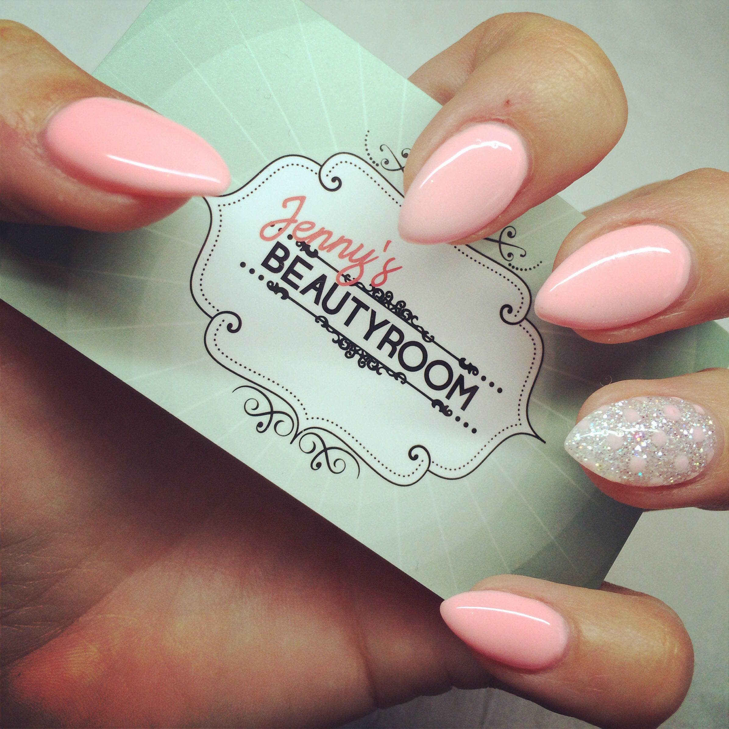 Summer gel nails www.jennysbeautyroom.com | Nails | Pinterest ...
