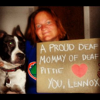 In honor of Lennox, the innocent victim of breed discrimination in Ireland