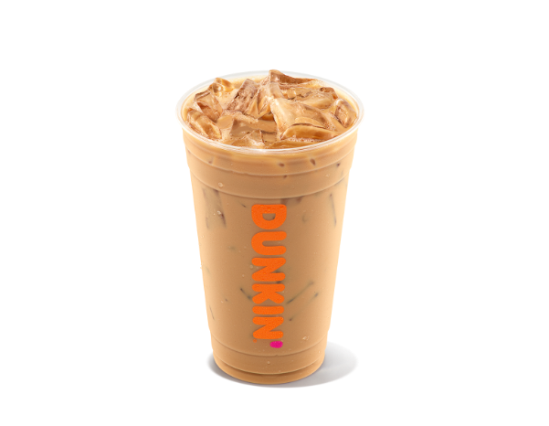 Dunkin Donuts Coconut Caramel Iced Coffee Nutrition Facts