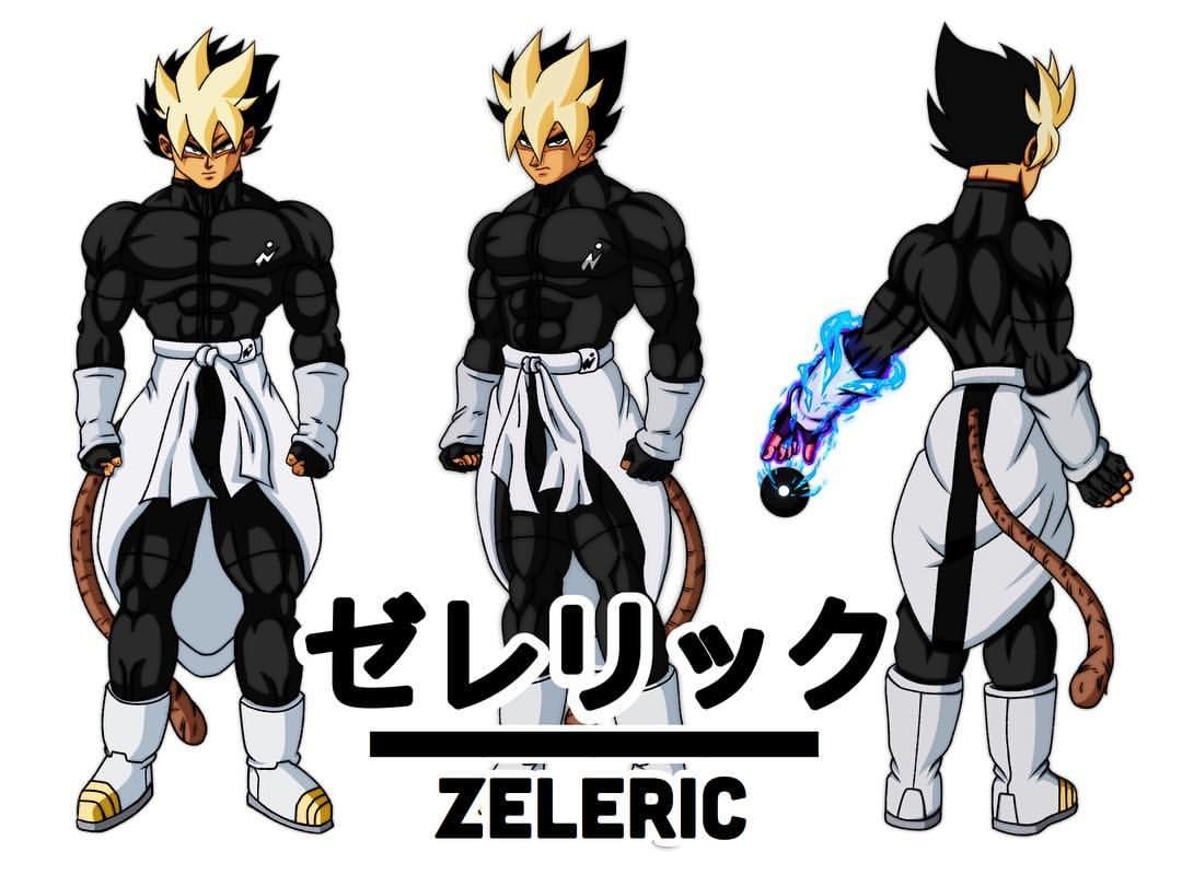 Zeleric S Special Atack Galactic Burst It S Similar To Gogetas Soul Punisher In Dragon Ball Super Manga Dragon Ball Super Goku Anime Dragon Ball Super