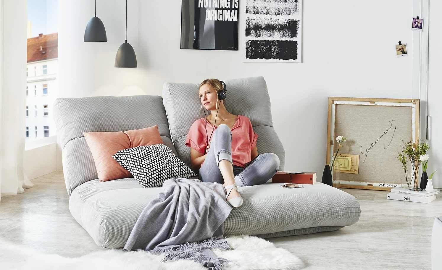 Relaxliege Tabea, gefunden bei Möbel Höffner  Wohnzimmer ideen
