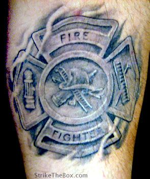 firefighter symbol tattoo Google Search Firefighter