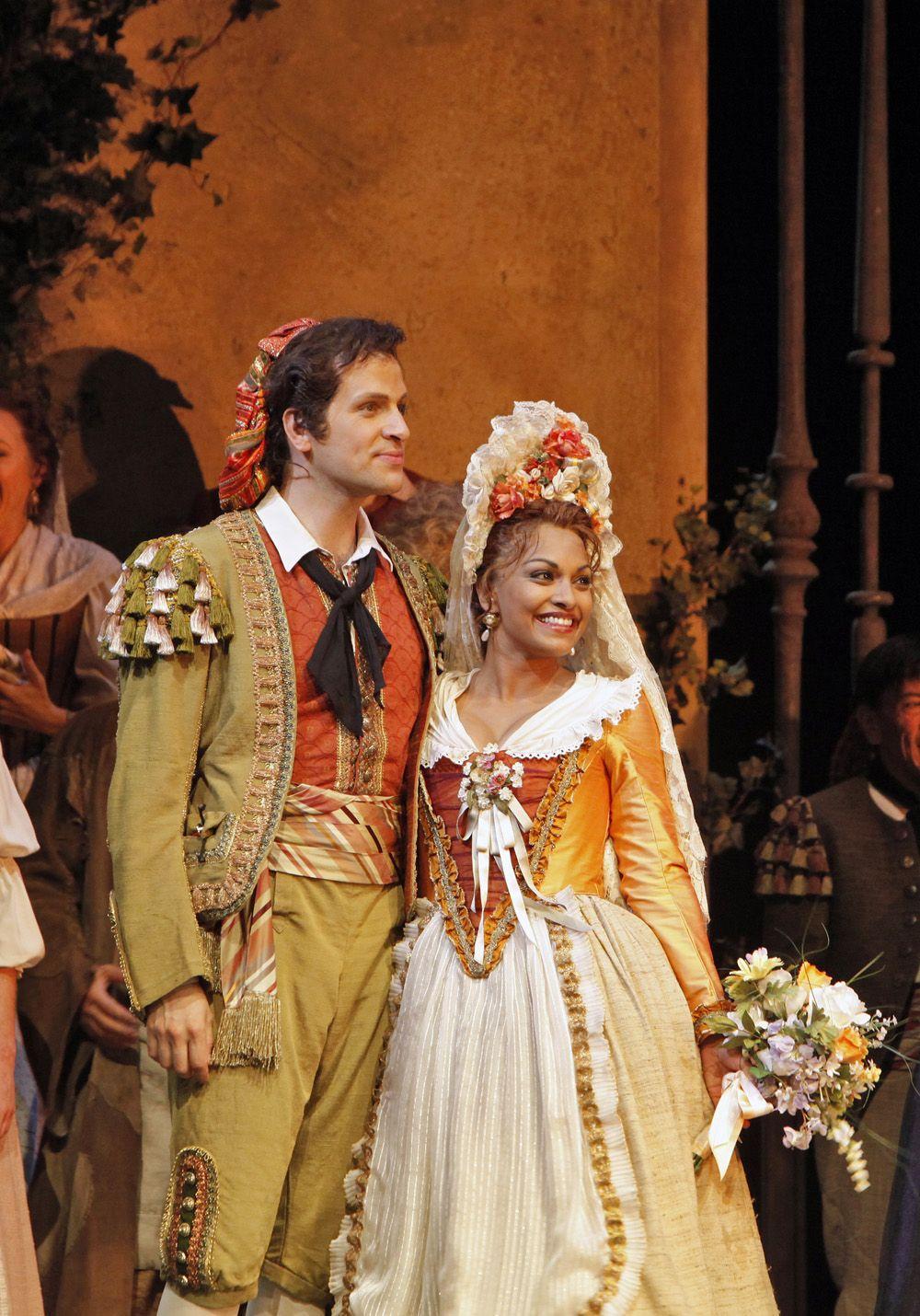 The Wedding Of Figaro And Susanna Le Nozze Di Figaro Fantasy Fashion Period Costumes 18th Century Fashion