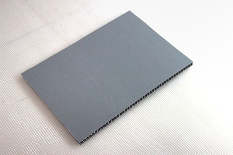 Polycarbonate Twin Wall And Soundproof Hollow Sheets Blue Pp Corrugated Twin Wall Sheet Wholes Corrugated Plastic Sheets Hard Plastic Sheets Corrugated Plastic