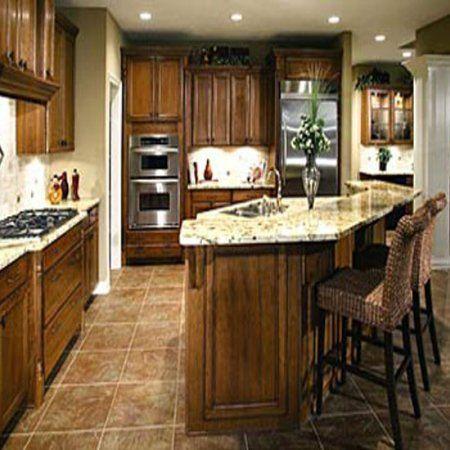 Kitchen Cabinets in Tulsa, Oklahoma   Hoffman Fixtures ...