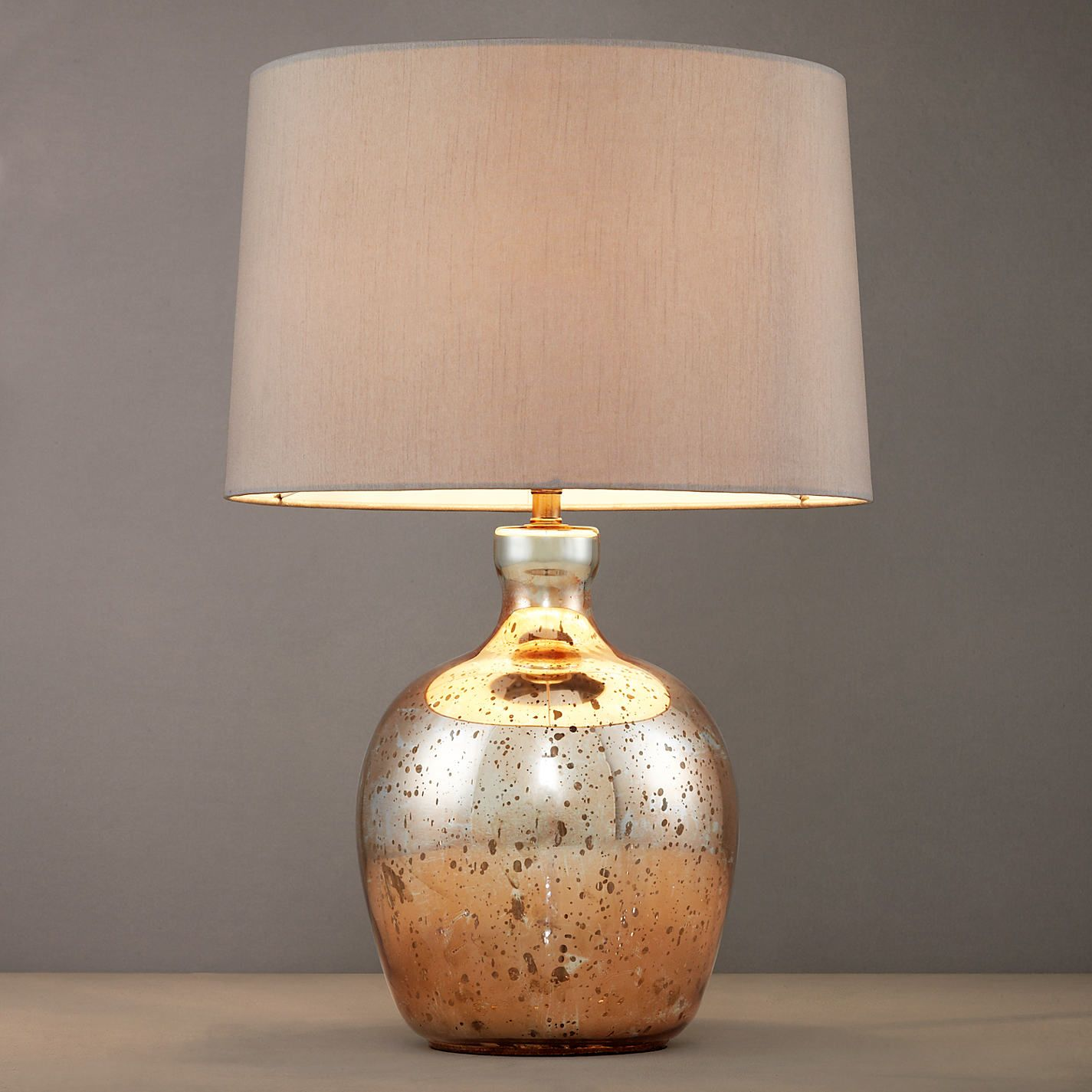Tabitha copper table lamp john lewis loft bedrooms and ranges buy john lewis tabitha copper table lamp from our view all table lamps range at john geotapseo Image collections