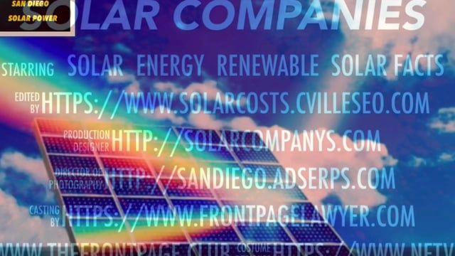 Beccs Solar Power Company San Diego California Best Residential And Commercial Solar Installation Https Adserp Solar Installation Solar Companies Solar Power